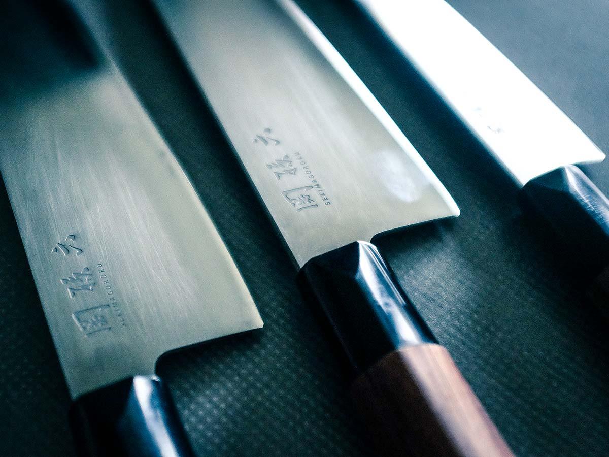 Nože Kai