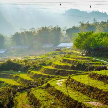 Sa Pa provincie Lao Cai