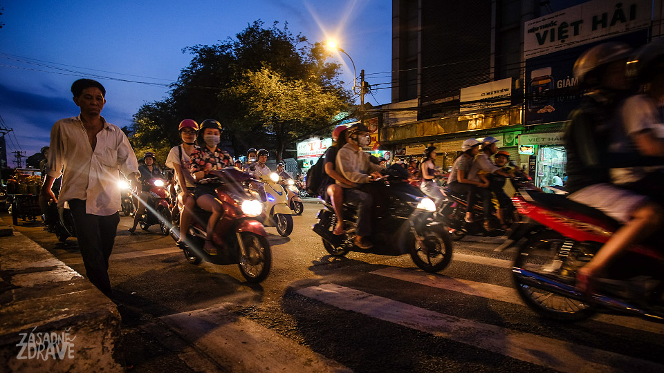 Saigon, prostě Saigon