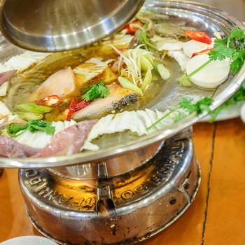 Lẩu hải sản - Hot pot