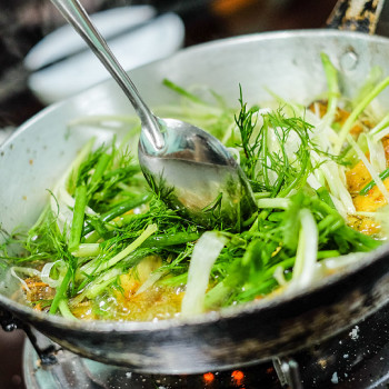 Severní Vietnam na talíři