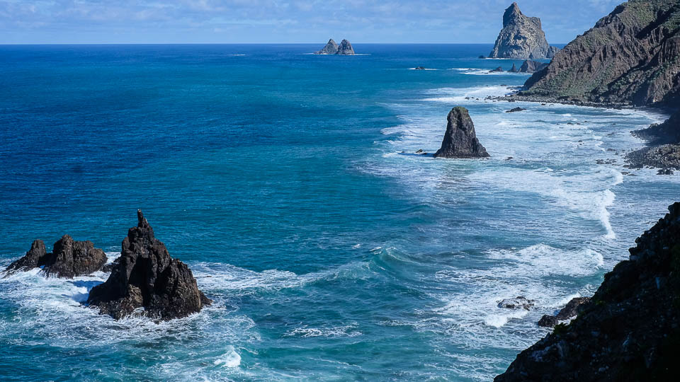 Na Tenerife azase zpátky