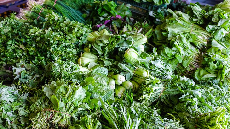 Vietnamské bylinky