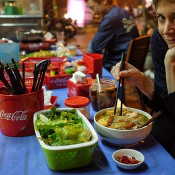 Deník zVietnamu #1 Dojeli jsme, dobře tu vaří