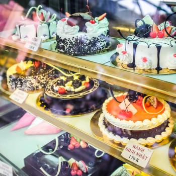 Deník zVietnamu #3 Bez práce nejsou koláče