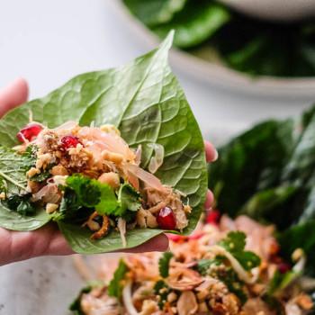 Pomelo salát
