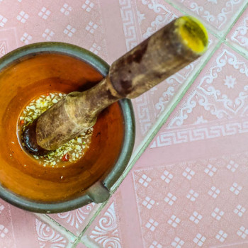Nuoc cham vietnamese dipping sauce