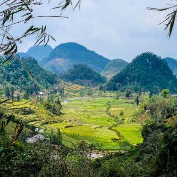 Deník zVietnamu #6 Za horama, za krásou adobrodružstvím do Ha Giang