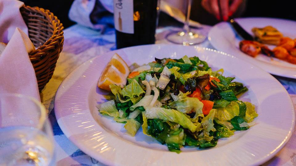 Torre del Greco - salad