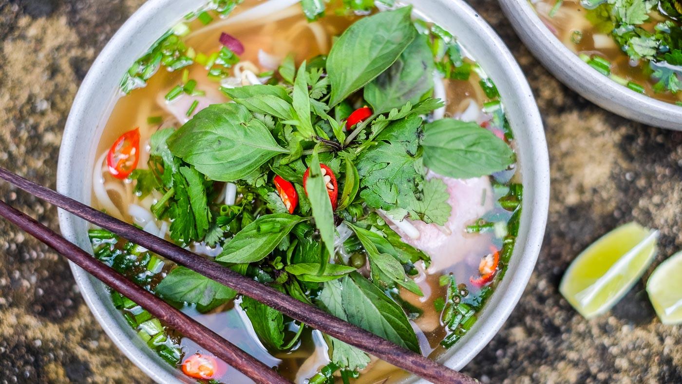 Polévka Pho aneb příběh nejslavnějšího vietnamského vývaru