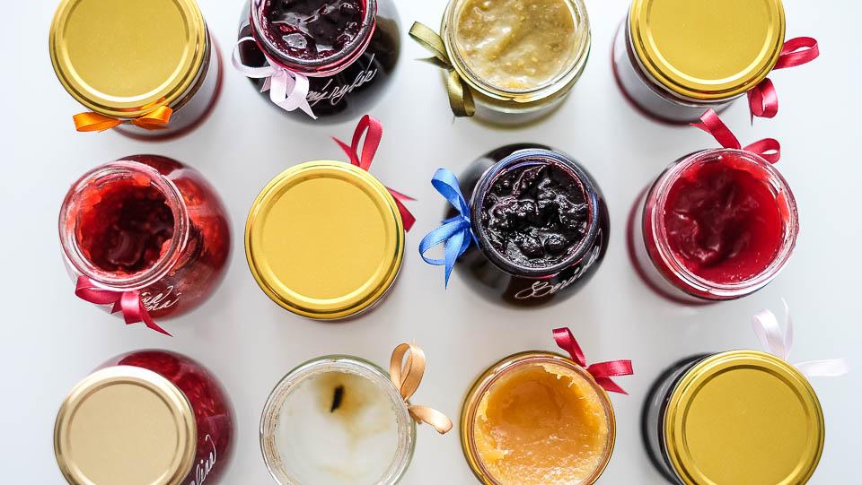 Mandlové linecké cukroví - Marmelády s příběhem