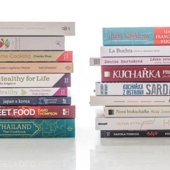 Kuchařky, tipy na vánoční dárky 2016