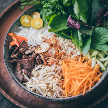 Kurz vaření: Pozdravy zVietnamu