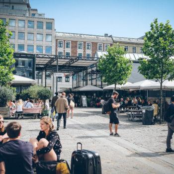 Kodaňská tržnice Torvehallerne
