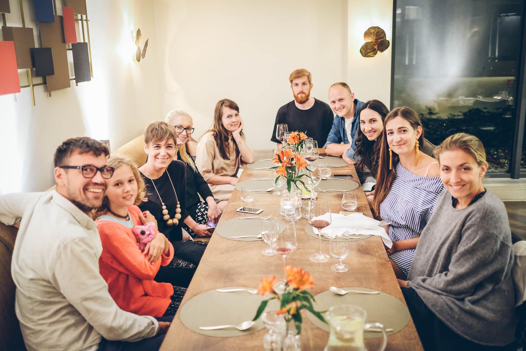 Na večeři uMarka Fichtnera vAugustine Restaurant