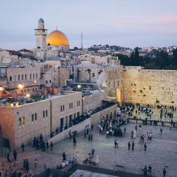 Jeruzalém - Ha-Kotel