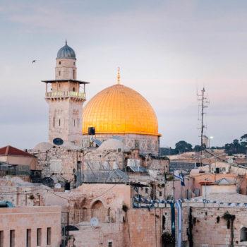 Do Jeruzaléma azase zpátky