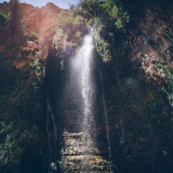 Davidův vodopád
