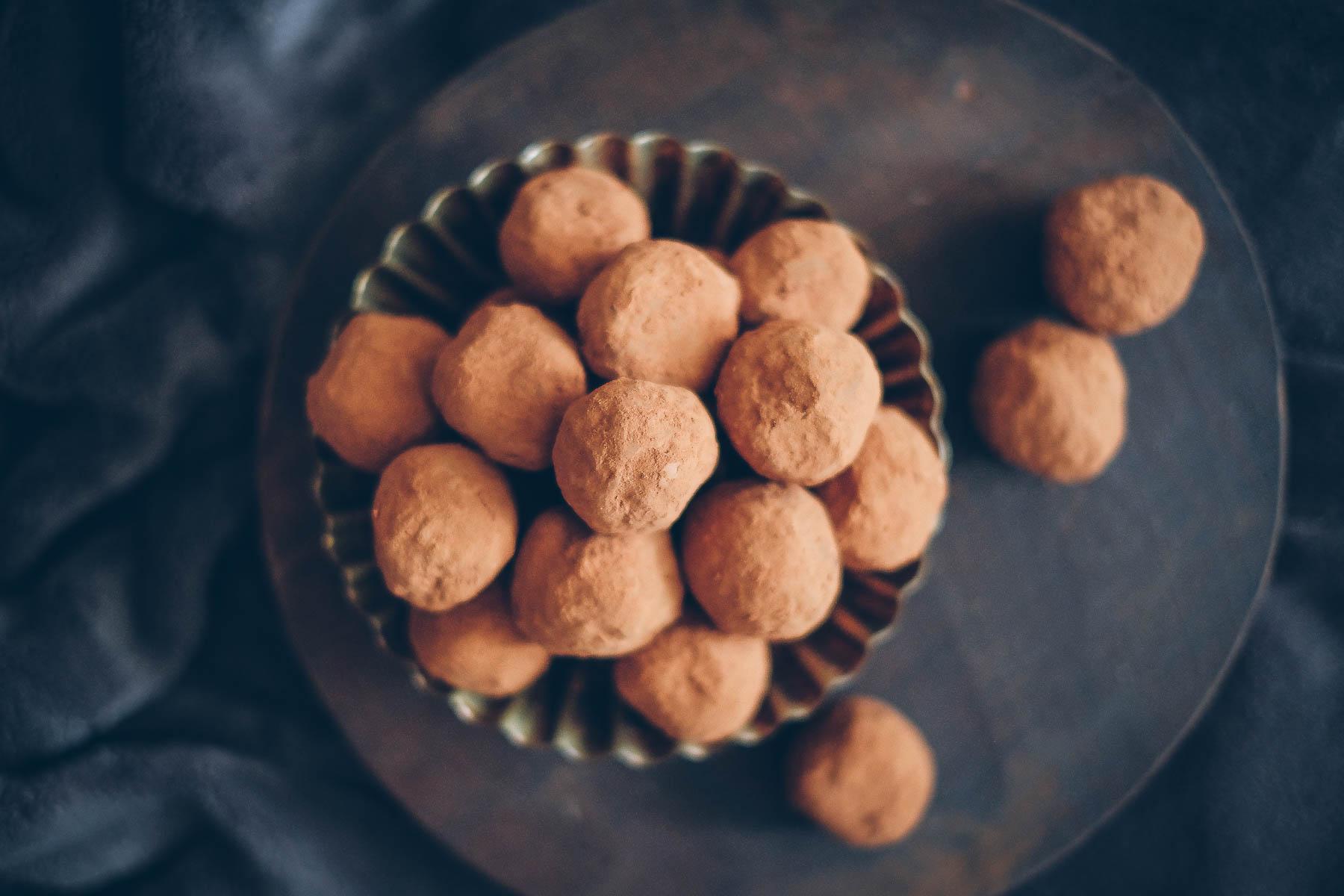 Čokoládové datlinky sBaileys