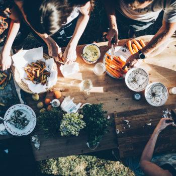 Jak nás spojilo jídlo? Přesně takhle. Koukejte!