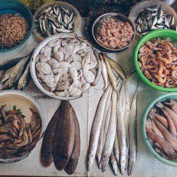 Ryby na trhu