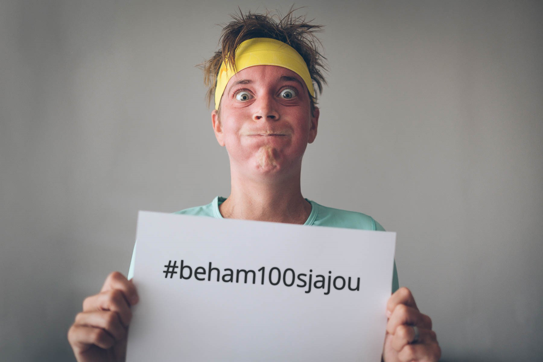 #beham100sjajou