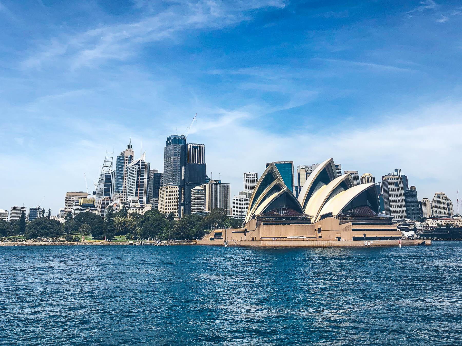 Deník od protinožců: Objevujeme Sydney