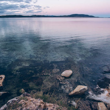 Tasmania - Lime Bay