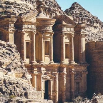 Skalní město Petra