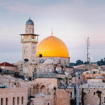 Do Izraele aJordánska sJájou