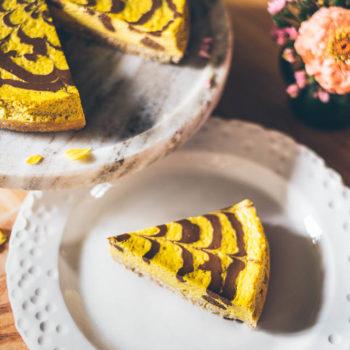 Podzimní dýňový cheesecake