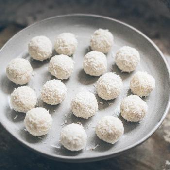 Kokosové (ne)rafaelo