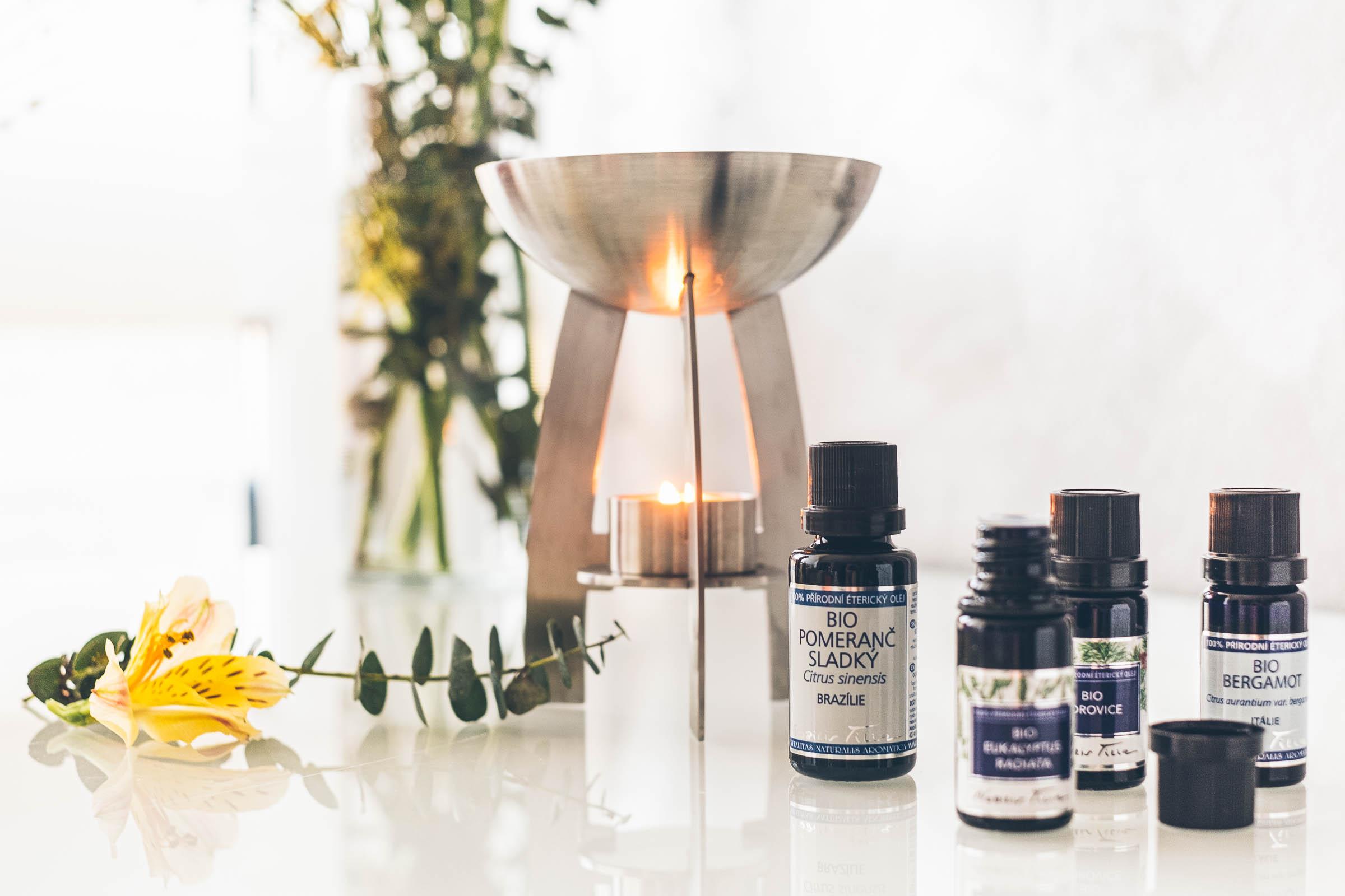 Zdravá domácí lékárna #1: První pomoc přinachlazení arýmě