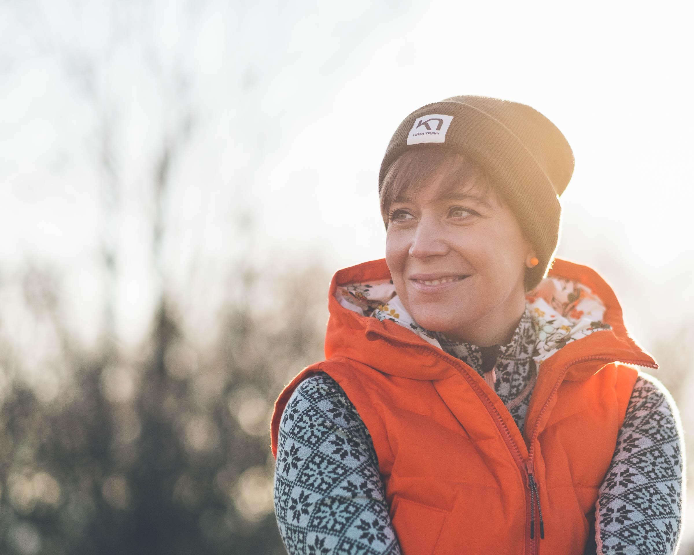 Norská sportovní móda pro holky Kari Traa