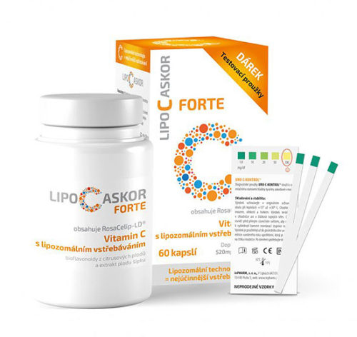 Lipo-C-Askor Forte Liposomální vitamín C