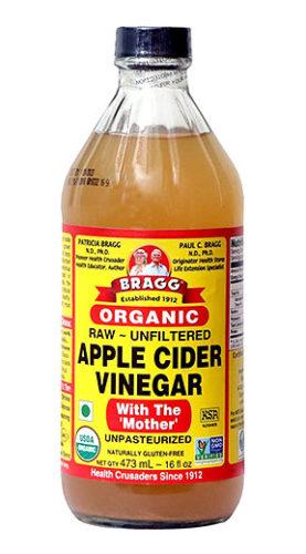 Bragg Bio jablečný ocet