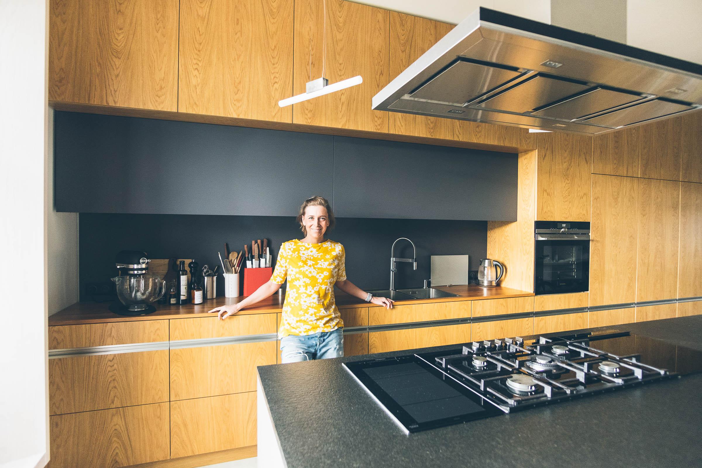 Rok seSiemensem vkuchyni #3: Vybavení mojí kuchyně