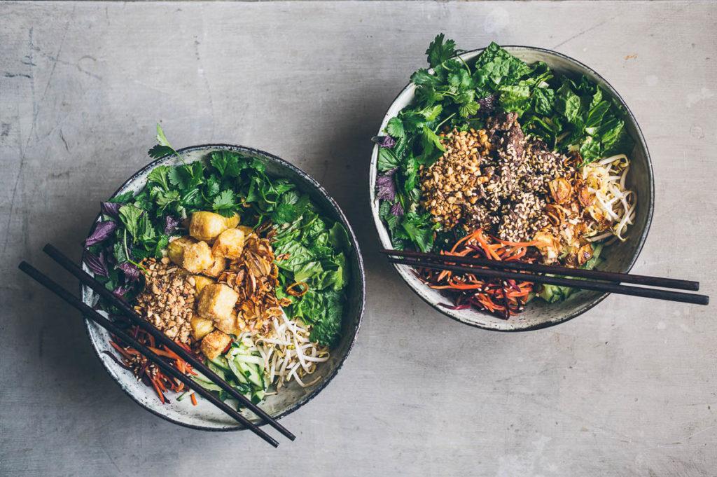 Online kurz vaření #1: Bun bo Nam Bo