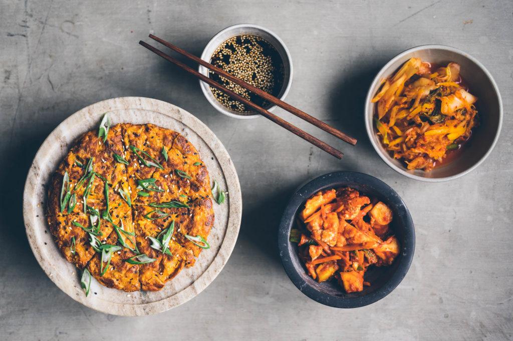 """Online kurz vaření #5: Kimči – korejská fermentovaná zelenina """"kimchi"""""""