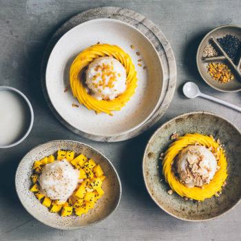 Online kurz vaření #6: Mango sticky rice aneb lepkavá rýže smangem