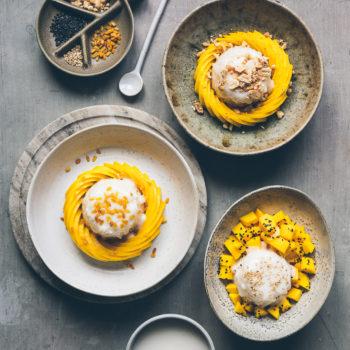 ZDARMA Kurz vaření online: Mango sticky rice